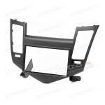 Black Double Din Car Radio Fascia/Facia Panel Plate for Chevrolet Cruze 2009 - 2012