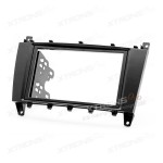 MERCEDES-BENZ Car DVD Player Double Din Fascia/Facia Surround Trim Panel