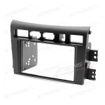 Double Din Car Stereo Fascia Panel Plate for KIA Oprius, Amanti