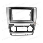 Radio Facia for SKODA Octavia Stereo Plate Fascia Dash CD Installation Panel
