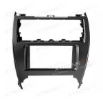 Double Din Fascia Fascia Adaptor Panel Fitting Surround for TOYOTA Camry (USA-version)
