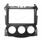 Nissan 370Z Double Din Fascia Panel Adapter Plate Fitting Kit