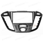 Ford Transit and Tourneo custom Car DVD Player Double Fascia Surround Trim Panel
