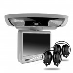 "Xtrons CR903 9"" digital screen In Car Roof Mounted DVD Player"