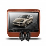 Car Headrest DVD Player with HDMI Port