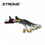 ISO Wiring Harness JBL Decorder for XTRONS PF81PSTS-RB