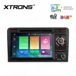 """7"""" HD Digital Octa-Core 64bit 32GB ROM + 2G RAM Android 6.0 Multi Touch Screen Car DVD Player Custom Fit for Audi A3 / S3"""