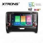 "7"" HD Digital Octa-Core 64bit 32GB + 2G RAM Android 6.0 Multi Touch Screen Car DVD Player Custom Fit for Audi TT MK2"