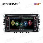 "7""HD Digital Touch screen Built-in DAB + Tuner custom Fit for Ford"