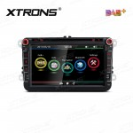 "8""HD Digital Touch screen Built-in DAB + Tuner custom Fit for Volkswagen/SKODA/SEAT"