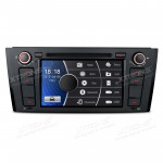 """7"""" HD Digital Touch Screen Dual CANbus GPS Navigation Car DVD Player with Screen Mirroring Custom Fit for BMW 1 Series"""