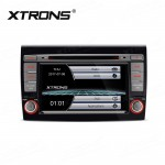 """7"""" HD Digital Touch Screen GPS Navigator Car DVD Player with screen mirroring function Custom Fit for FIAT"""