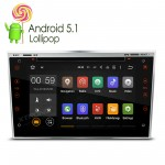 "7""Android 5.1 Lollipop 64-bit Operating System  Quad Core Car DVD Player with Screen Mirroring Function & OBD2 For Opel"