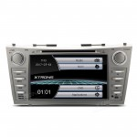 """8""""HD Digital Touch Screen  GPS Navigator Car DVD Player With Screen Mirroring Function For Toyota Camry /Aurion"""