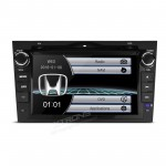 "8"" HD Digital Touch Screen DVD Player With GPS Navigation & Screen Mirroring Function For Honda CRV"