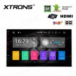 "7"" Android 7.1 Quad Core 16GB ROM + 2G RAM HD Digital Touch screen Car Stereo HDMI"