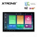 """10.1"""" HD Digital Octa-Core 64bit 32GB + 2G RAM Android 6.0 Touch Screen Double Din Car DVD Player With Screen Mirroring Function & OBD02"""