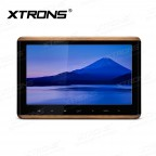 "10.2"" HD Digital TFT Screen Touch Panel 1080P Video Car Headrest DVD Player"
