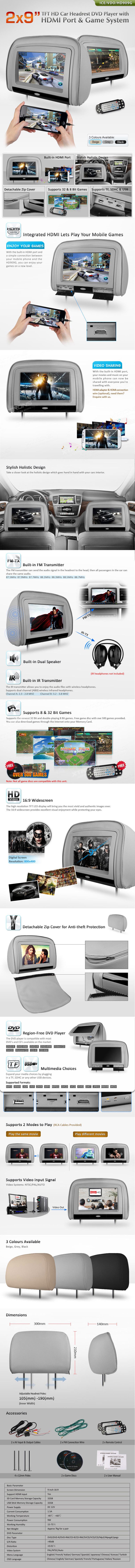HD909G