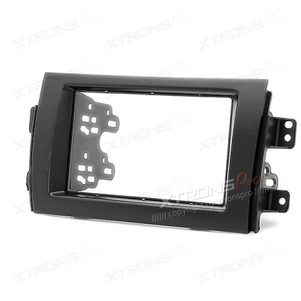 SUZUKI, Fiat Double Din CD Radio Facia Fascia Panel Surround