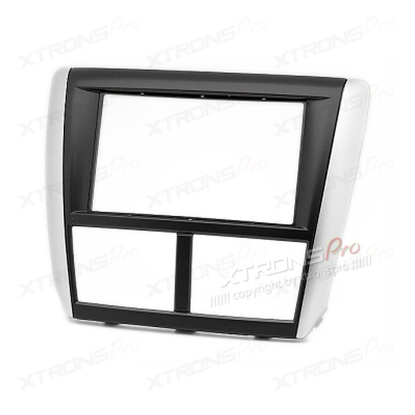 Double Din Radio Fascia for SUBARU Forester/Impreza Fascia Kit Panel Fitting Surround