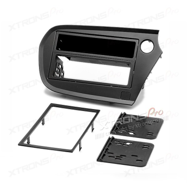 HONDA Insight Double Din Car Stereo Fascia Panel Plate (Right Wheel)