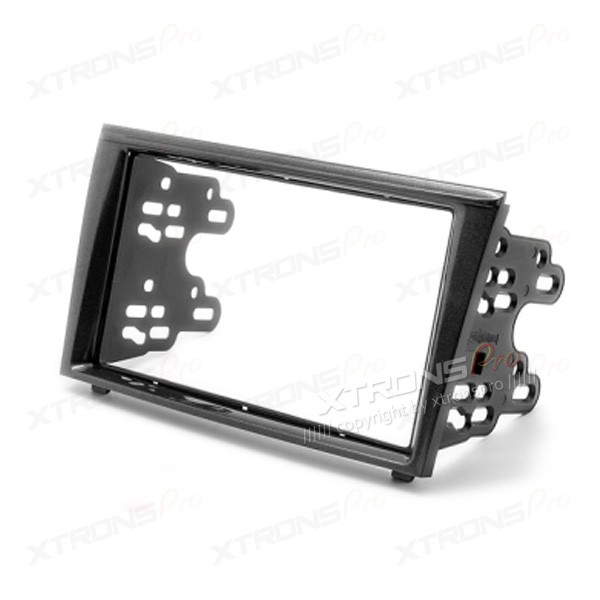 Double Din Radio Fascia for MITSUBISHI Colt Facia Panel CD Kit Trim Fitting Surround