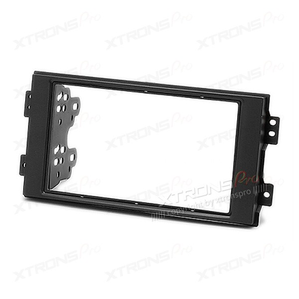 MITSUBISHI Savrin 2001 Onwards Double Din Fascia Panel Fascia Surround Adaptor Plate