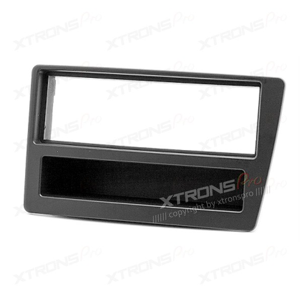 HONDA Civic Single Din Car Stereo Fascia Panel Plate with Pocket for Aftermarket Stereo (Left Wheel)