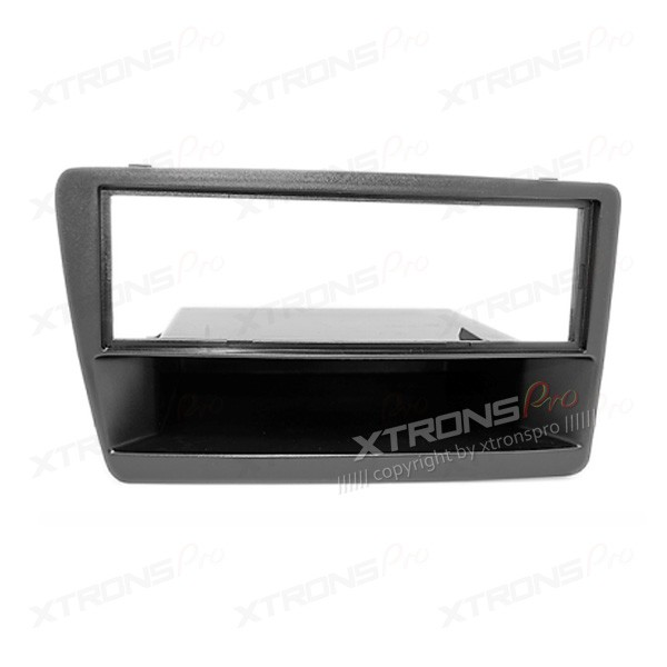 HONDA Civic Single Din Car Stereo Fascia Panel Plate with Pocket for Aftermarket Stereo (Right Wheel)