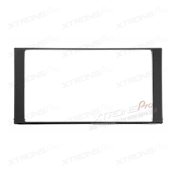 NISSAN Livina Car Stereo Fascia Panel Adaptor Plate for Double Din CD Radio