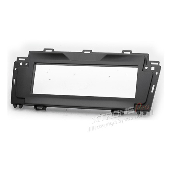 Single Din Car Stereo Fascia Panel for BRILLIANCE