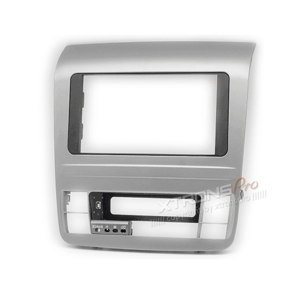 Facia  Double Din CD Radio Fascia Panel Adaptor for TOYOTA Alphard 2002-2007