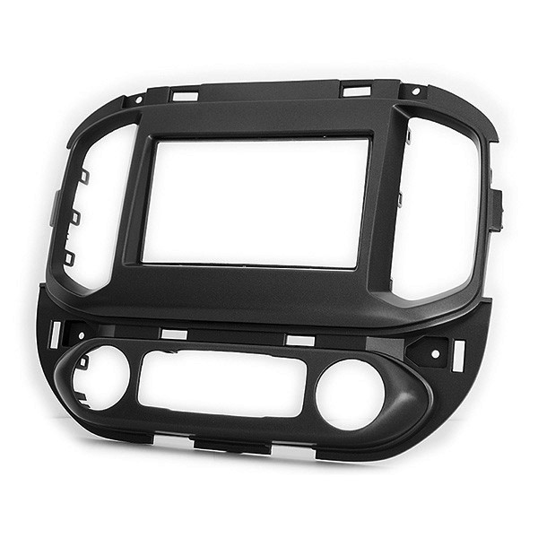 Chevrolet Colorado 2015+, GMC GMC Canyon 2015+ Car Stereo DVD Double Din fitting Kit Fascia Plate