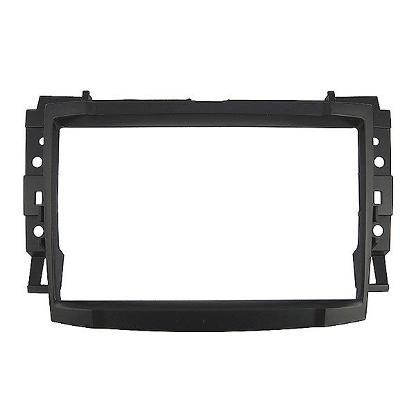 CHEVROLET Optra 2014+ / BAOJUN 630 2011-2016 Car Stereo DVD Double Din fitting Kit Fascia Plate