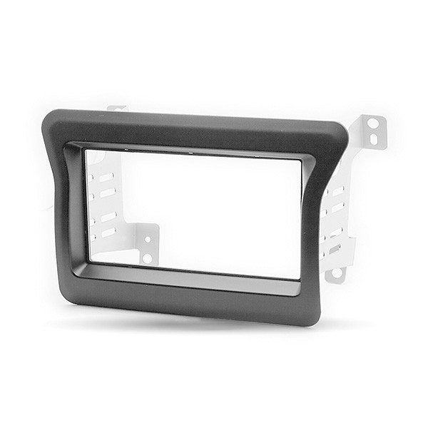 NISSAN NV400 2010+ /  OPEL Movano 2010+ / RENAULT Master 2010+ Double Din Fascia Panel Adapter Plate Fitting Kit.