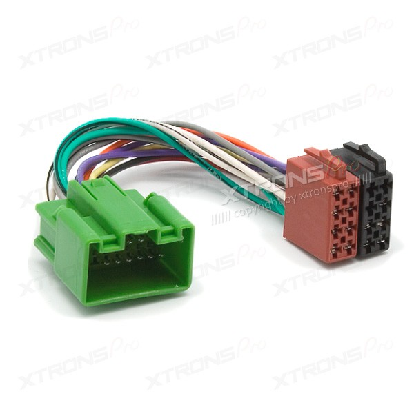 Car Iso Harness Stereo Wire Adapter Wiring Connector Cable Manual Guide