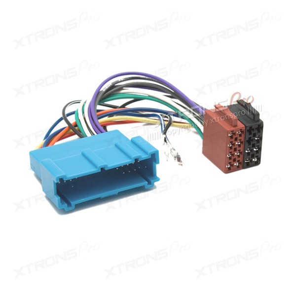 Car Radio Stereo Wiring Harness ISO Adaptor Lead for GENERAL MOTORS ...