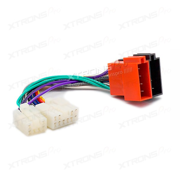 Car Radio Adapter Cable Connector For TOYOTA / LEXUS