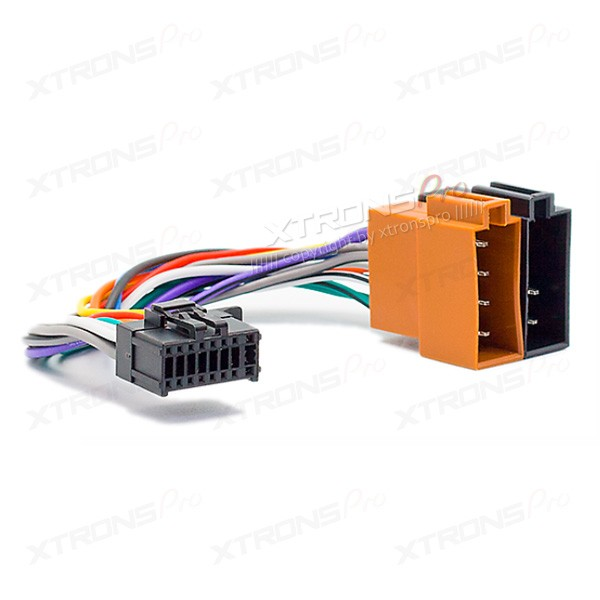 Car DVD Player Power Loom Radio Cable Wiring Harness Pioneer DEH-series 2010 Onwards