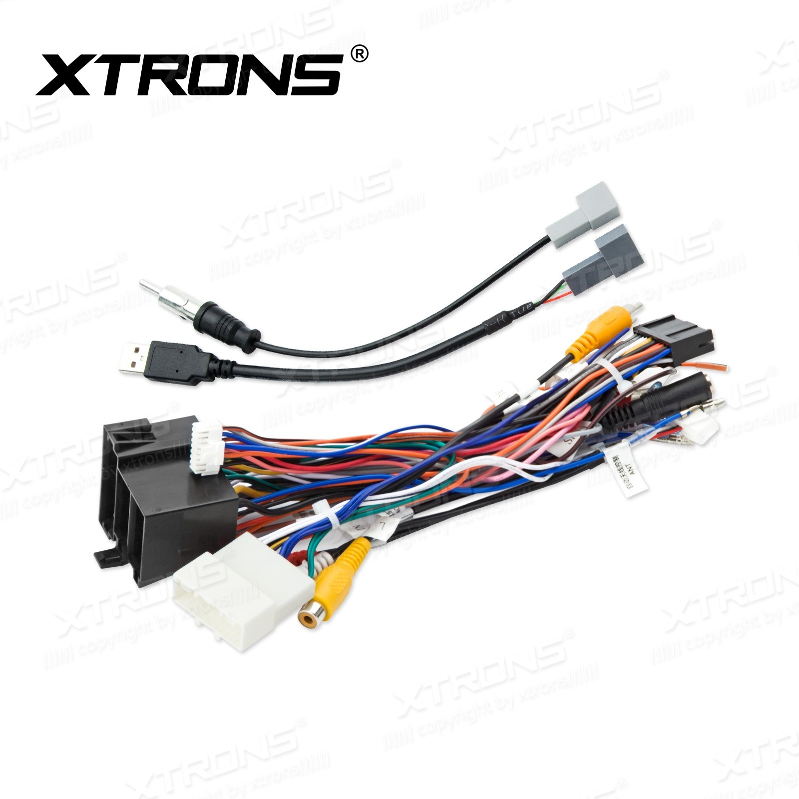 Iso Wiring Harness For Hyundai Ix35 Unit Car Dvd Wholesalers