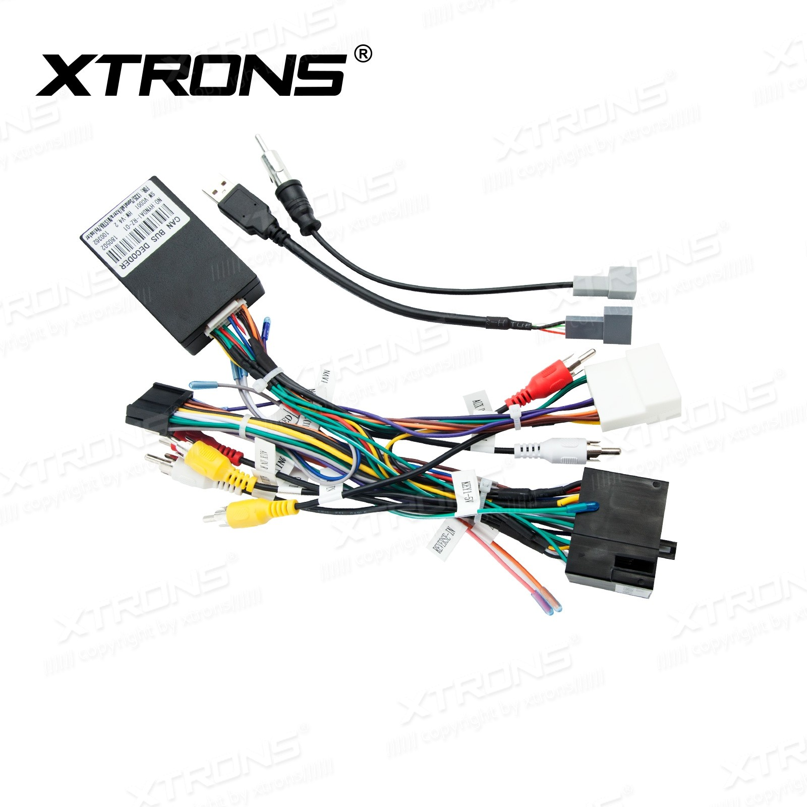 Iso Wiring Harness For Hyundai Ix35 Units Car Dvd Wholesalers Vauxhall Can Bus