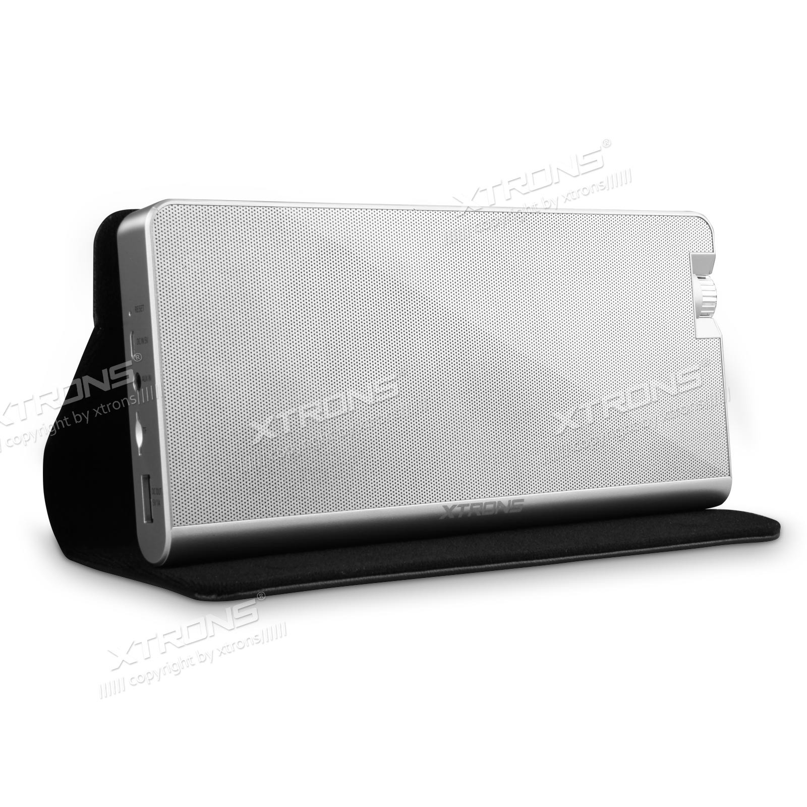Portable Wireless Bluetooth Speaker FM Power Bank