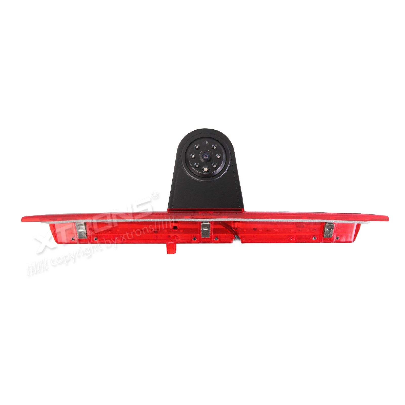 LED Brake Light Cam Rear View Parking Reverse Camera For Ford Transit