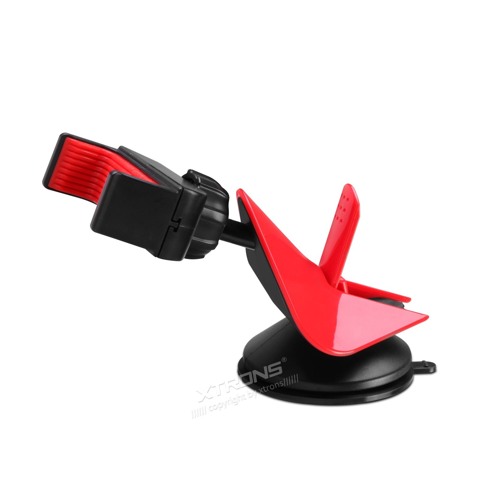360° Rotating Universal Car Windshield Mount Stand Holder for Mobile Phone GPS