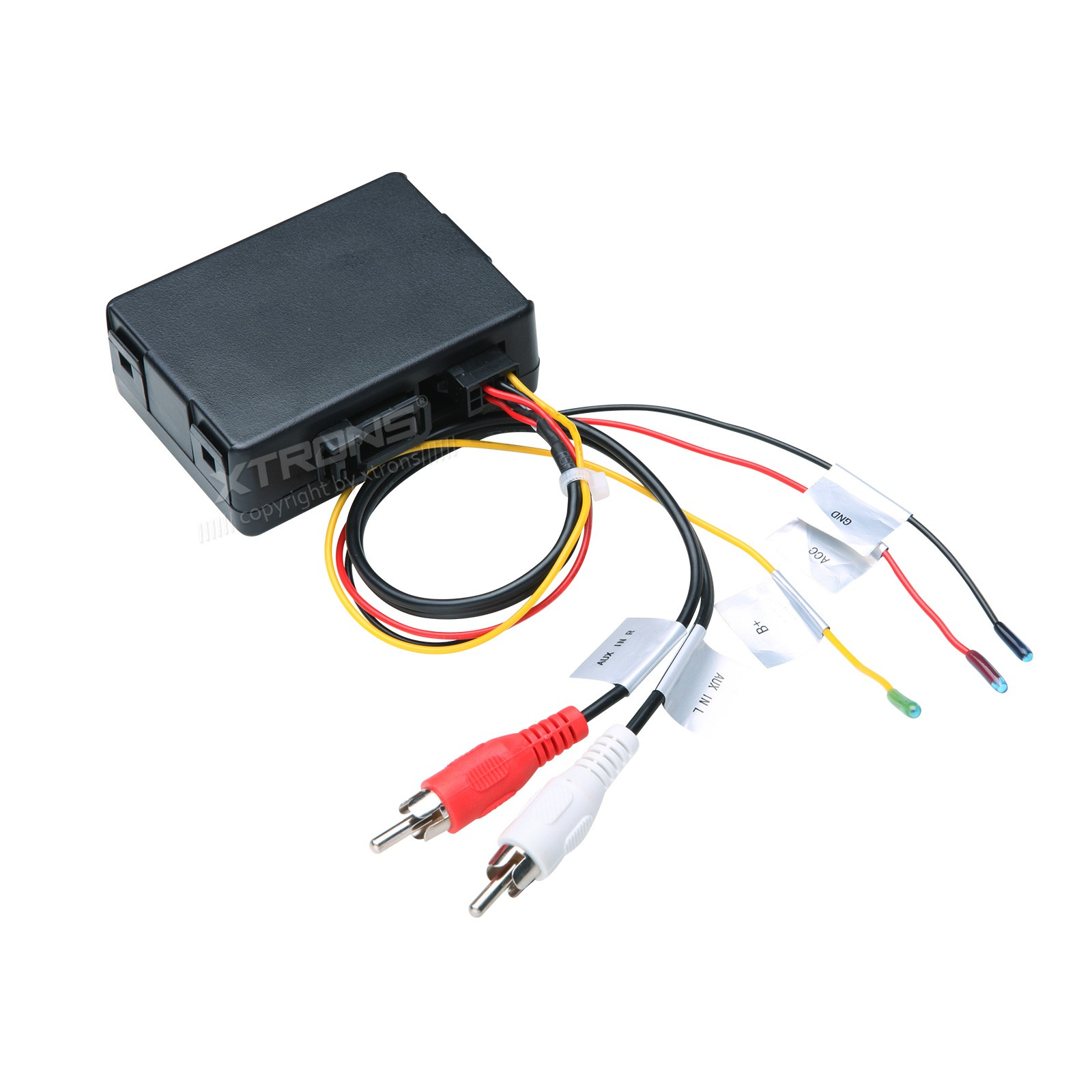 Mercedes Benz O Vin Decoder: XTRONS Optical Fiber Decoder Box For Mercedes-Benz E / CLS