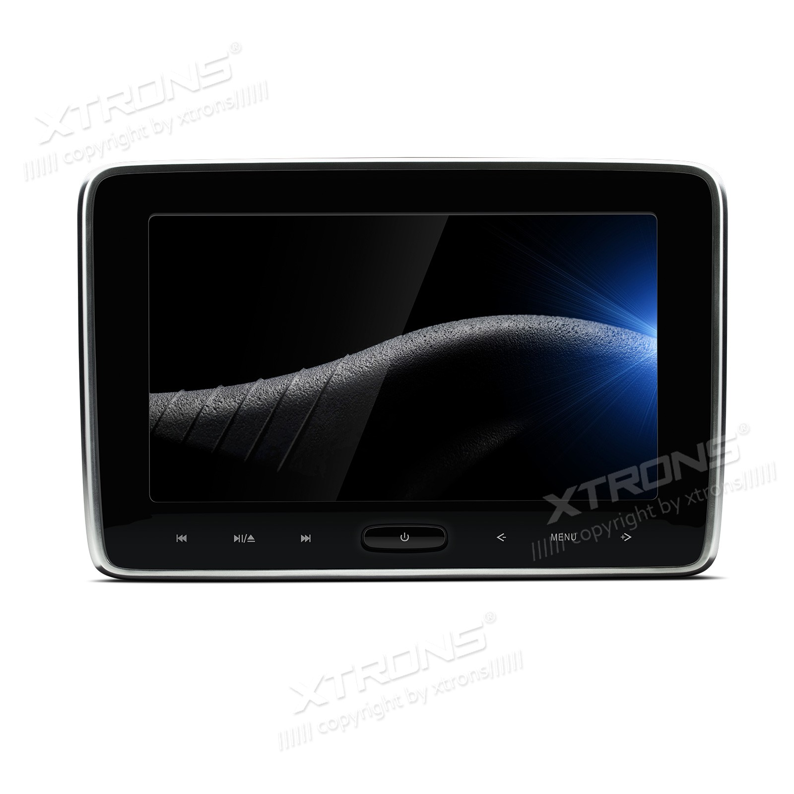 10.1'' HD Digital TFT Screen Touch Panel 1080P Video Car Headrest DVD Player with HDMI Port