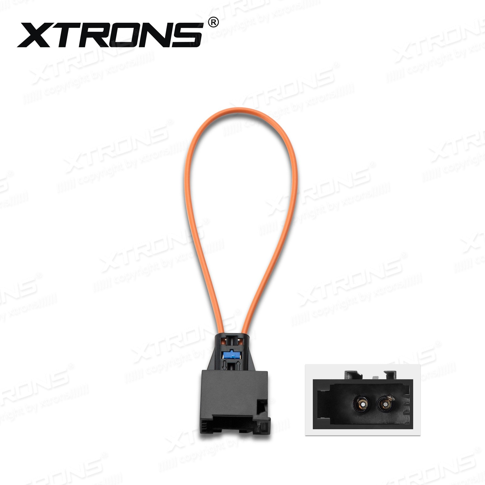 Most Fiber Optic Loop Female Connector For use with BMW,VW,Audi,Porsche,Mercedes Media Systems
