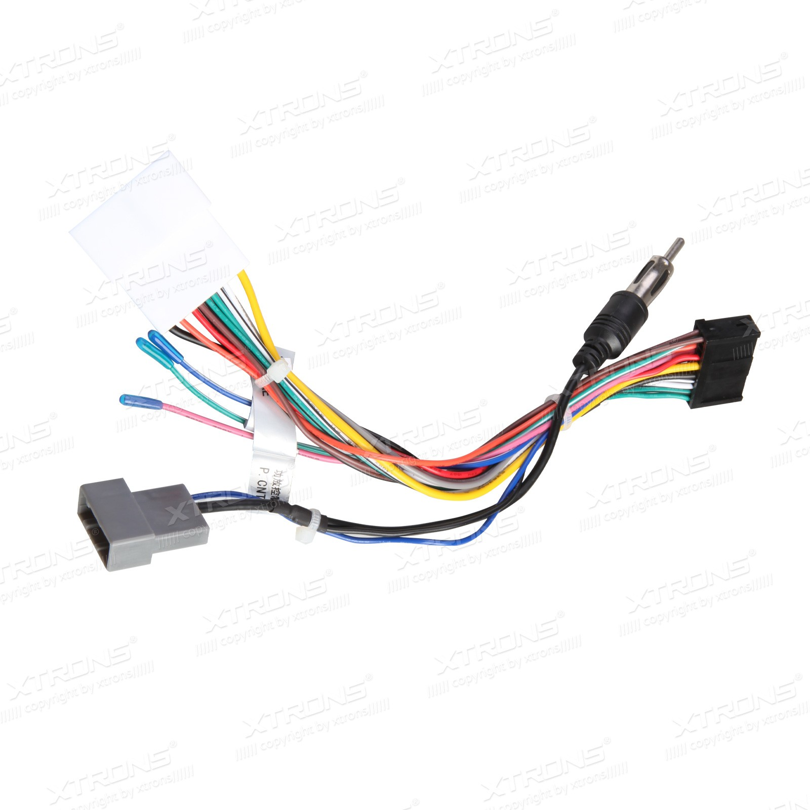 Iso Harness Cable For The Installation Of Xtrons Td619g Td618a In Nissan Pathfinder Dvd Wiring Cars
