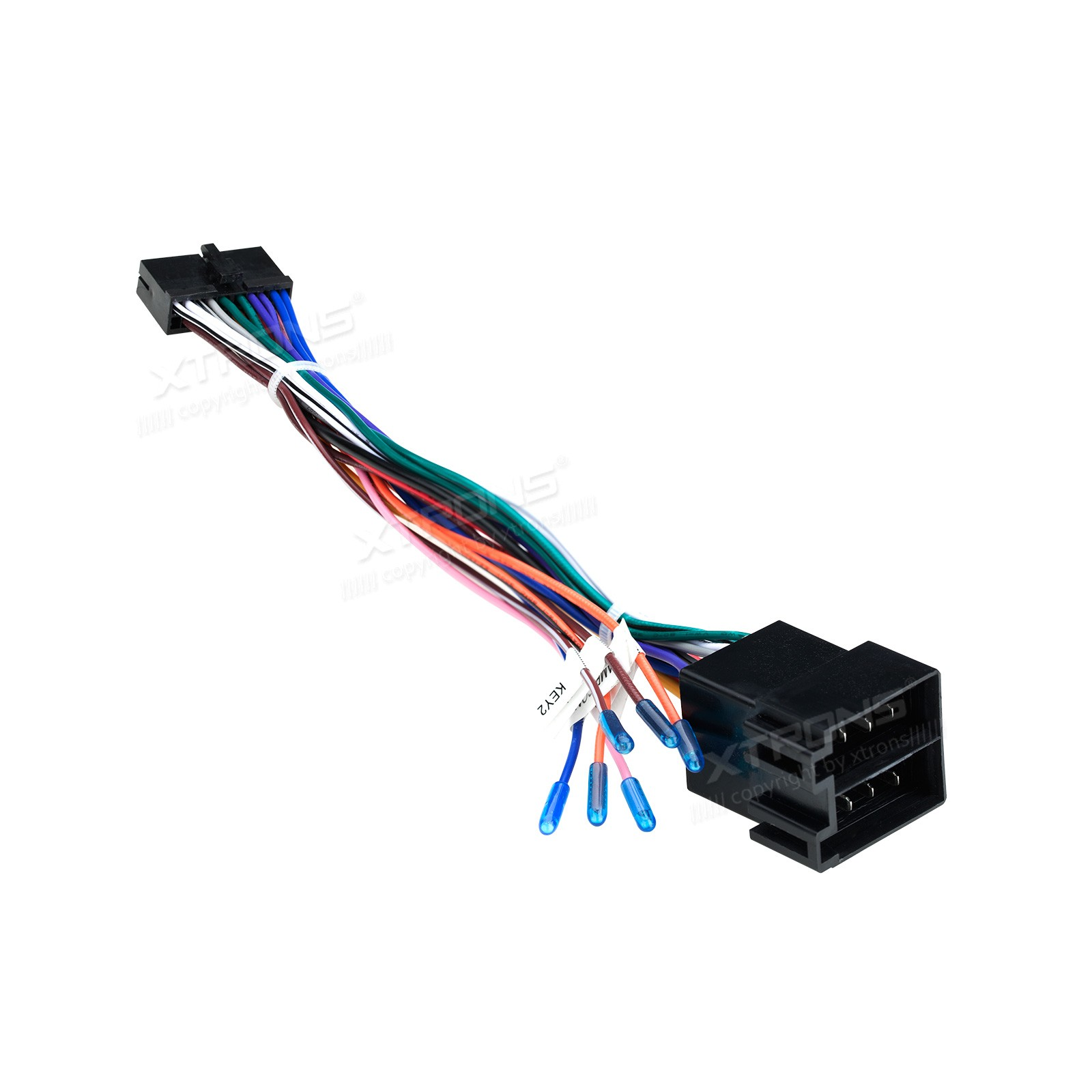 ISO Wiring Harness for the Installation of XTRONS BMW E46 Units on Rover 75  / MG
